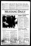 Mustang Daily, October 3, 1985