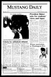 Mustang Daily, October 4, 1985