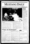 Mustang Daily, October 8, 1985