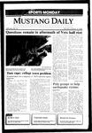Mustang Daily, October 14, 1985