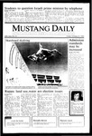Mustang Daily, October 25, 1985