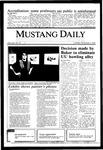 Mustang Daily, November 5, 1985