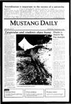 Mustang Daily, November 6, 1985