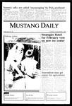 Mustang Daily, November 26, 1985