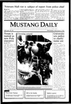 Mustang Daily, December 4, 1985