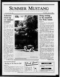 Summer Mustang, July 17, 1986