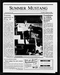 Summer Mustang, August 14, 1986