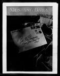 Mustang Daily, September 15, 1986