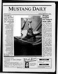 Mustang Daily, September 23, 1986