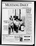 Mustang Daily, September 24, 1986