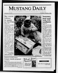 Mustang Daily, October 2, 1986