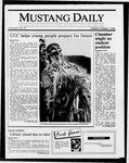 Mustang Daily, October 7, 1986