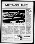 Mustang Daily, October 10, 1986