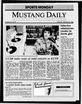 Mustang Daily, October 20, 1986