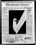 Mustang Daily, October 22, 1986