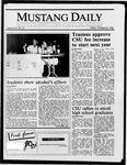 Mustang Daily, October 24, 1986