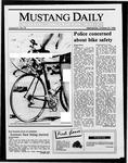 Mustang Daily, October 29, 1986