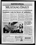 Mustang Daily, November 6, 1986