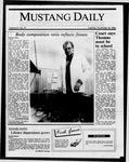 Mustang Daily, November 18, 1986