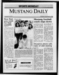 Mustang Daily, November 24, 1986