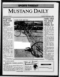Mustang Daily, December 2, 1986
