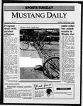 Mustang Daily, December 2, 1986