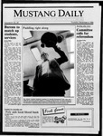 Mustang Daily, December 4, 1986