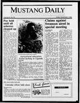 Mustang Daily, December 5, 1986