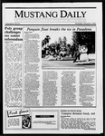 Mustang Daily, January 8, 1987