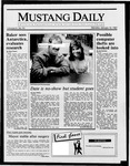 Mustang Daily, January 12, 1987
