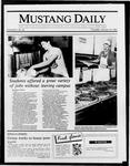 Mustang Daily, January 15, 1987