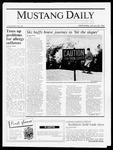 Mustang Daily, January 28, 1987