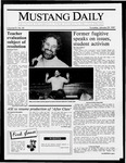 Mustang Daily, January 29, 1987