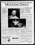 Mustang Daily, January 29, 1987