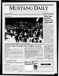 Mustang Daily, January 30, 1987