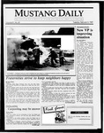 Mustang Daily, February 3, 1987
