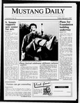 Mustang Daily, February 6, 1987