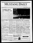 Mustang Daily, February 10, 1987