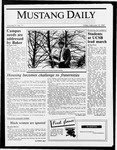 Mustang Daily, February 13, 1987