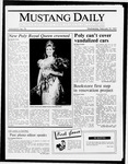 Mustang Daily, February 18, 1987