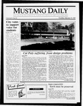Mustang Daily, February 19, 1987