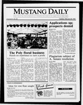Mustang Daily, February 24, 1987