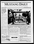Mustang Daily, February 26, 1987