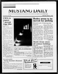 Mustang Daily, March 2, 1987