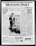 Mustang Daily, March 4, 1987