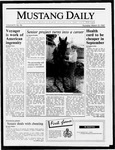 Mustang Daily, March 12, 1987