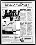 Mustang Daily, April 3, 1987