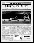 Mustang Daily, April 6, 1987