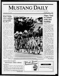 Mustang Daily, April 7, 1987