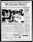 Mustang Daily, April 8, 1987